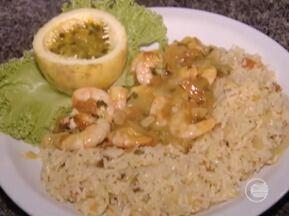 Confira uma deliciosa receita de camarão ao molho de maracujá - Confira uma deliciosa receita de camarão ao molho de maracujá