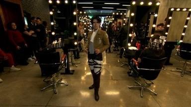 Cosplayers se destacam em evento de cultura pop japonesa em São Paulo - É do Japão que vem a Reika Arikawa, uma das cosplayers mais famosas do mundo. Suas imitações, consideradas perfeitas, atraíram uma legião de fãs.