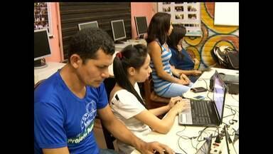 Projeto Puraqué abre inscrições em Santarém - São cursos de qualificação tecnológica.
