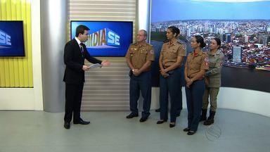 Equipe de resgate da família soterrada fala sobre operação - Equipe de resgate da família soterrada fala sobre operação.