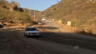 Trecho da BR-222 no município de Itapajé deve ser interditado - O bloqueio será entre os quilômetros 119 e 122.