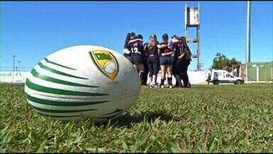 Três Lagoas recebe torneio de rugby com 14 equipes - Três Lagoas recebe torneio de rugby com 14 equipes