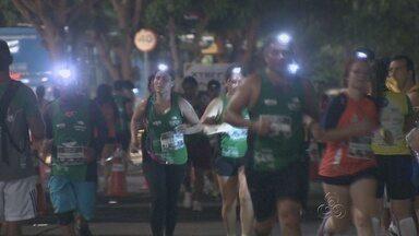 Night Run do XTerra Manaus reúne centenas de pessoas - Competidores profissionais e amadores fizeram festa durante as provas de 7km e 21km.