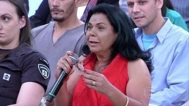 Dona Nilza, que sobreviveu a desabamento de viaduto, relembra drama - Já é a segunda vez que Nilza que corre risco de morte em acidente