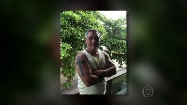 Moradores do Recreio reclamam da falta de segurança após morte de comerciante - O comerciante estava num quiosque perto do Posto 9, na praia do Recreio, quando viu que um amigo estava sendo assaltado. Ele foi baleado quando atravessava a rua e morreu. Houve um aumento de roubos a pedestres na região de 63%.