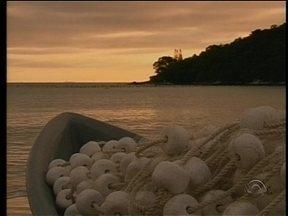 Pesca da tainha é mantida por gerações; acompanhe na série 'De olho no mar' - Pesca da tainha é mantida por gerações; acompanhe na série 'De olho no mar'