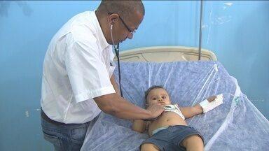 Cresce o número de atendimentos de doenças respiratórias em Porto Velho - Na UPA da Zona Leste o aumento foi de 25% nos últimos dois meses.