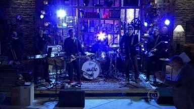 Titãs toca 'Mensageiro da Desgraça' - Música está em novo disco da banda, Nheengantu