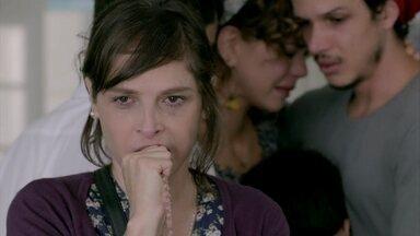 Império - Capítulo de quinta-feira, dia 24/07/2014, na íntegra - Cristina avisa à família que Eliane tem uma doença terminal