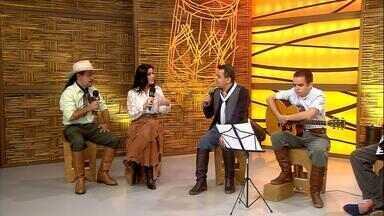 Wilson Paim canta suas músicas no Galpão Crioulo - Assista ao vídeo.