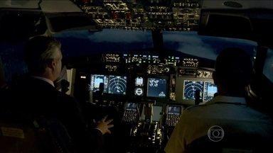 Investigação científica desvenda detalhes do desaparecimento do avião da Malaysia Airlines - Numa semana marcada por dois desastres aéreos, o Fantástico mostra uma investigação científica que desvenda detalhes do desaparecimento do avião da Malaysia Airlines.
