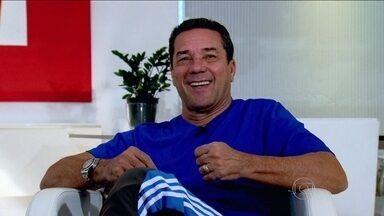 Terceiro treinador do Flamengo no ano, Luxemburgo afirma: 'Não vai trocar mais' - Há 34 anos, um técnico não completa dois anos seguidos no cargo. Último recorde é do próprio Vanderlei, de 16 meses.
