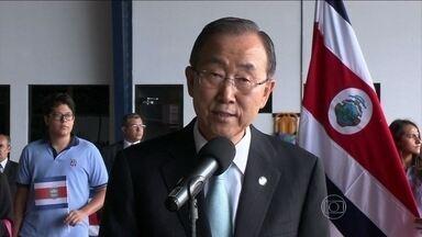 Autoridade da ONU acusa Israel de violar leis internacionais - Acusação surge após o ataque de uma escola da ONU onde dormiam dezenas de famílias de refugiados do conflito entre Israel e o grupo Hamas.