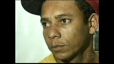 Polícia apresenta suspeito de cometer assassinatos em Governador Valadares - Ela ainda teria cometido outros dois crimes em Peçanha e Guanhães.