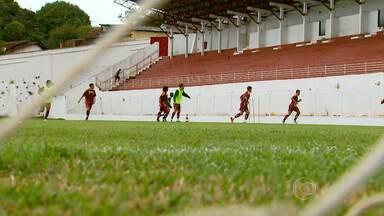 Boa Esporte comemora fase favorável na Série B - Time de Varginha tem bom desempenho depois da Copa do Mundo.