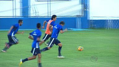 Depois de empate, time do Confiança precisa de vitória no Campeonato Brasileiro - Depois de empate, time do Confiança precisa de vitória no Campeonato Brasileiro.