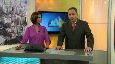 Confira os destaques do Jornal Anhanguera 1ª Edição - Faltam materiais, medicamentos e profissionais nas unidades de saúde de Goiânia.