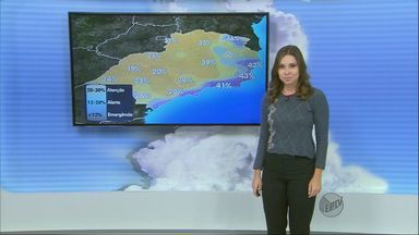 Confira a previsão do tempo para esta sexta-feira (1) no Sul de Minas - Confira a previsão do tempo para esta sexta-feira (1) no Sul de Minas
