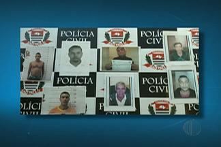 63 pessoas são presas em 4 dias de operação da Delegacia Seccional de Mogi das Cruzes - Apreensões foram em várias cidades.
