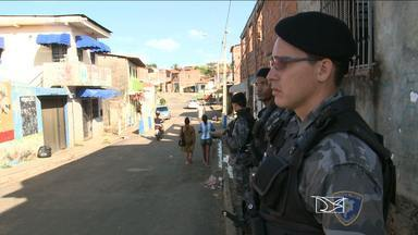 Polícia investiga vazamento de informações sobre em operação de combate ao tráfico - Mais de 170 policiais participaram da ação em três bairros de São Luís, e apenas dois quilos de drogas foram apreendidos.