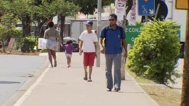 Roubo a pedestres aumenta no DF - O crime teve um aumento de 15% no Paranoá.