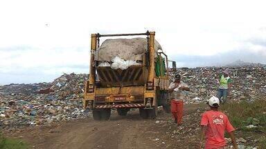 Cidades sergipanas não cumprem determinação para fechamento de lixões - Prazo para que lixões sejam fechados se encerra neste fim de semana no país