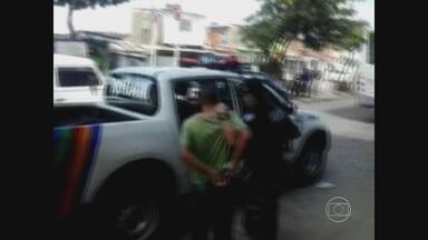 Polícia prende segundo acusado de matar policial militar - Ele foi encontrado na casa da namorada, no bairro do Engenho do Meio.