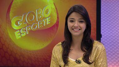 Maíra Lemos apresenta os destaques do Globo Esporte MG desta quinta-feira - Confira o elogio feito a Dedé por Dunga, e os lances de Atlético-MG e Chapecoense