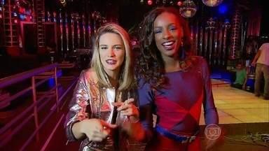 Moda e diversão nos anos 70! Bianca Bin arrasa na primeira festa de Boogie Oogie - Pathy Dejesus foi conferir os figurinos que arrasam na discoteca