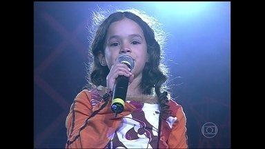 Bruna Marquezine relembra 1ª participação no Criesp: 'Poxa, tio, sou atriz' - Vídeo Show acompanha de perto a gravação da vinheta do Criança Esperança