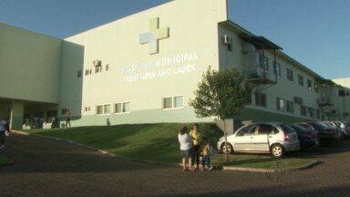 Pacientes da região de Foz estão sem atendimento médico a partir de hoje - Os secretários de saúde dizem que vão pedir ajuda ao governo do estado