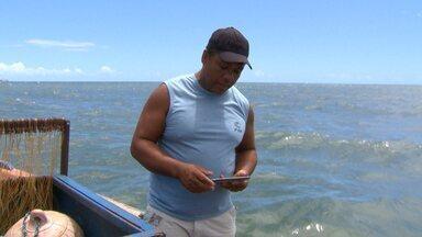 Pescadores usam a tecnologia 3G para auxiliar nas suas atividades - Conheça o projeto 'Pescando com Redes 3G' que desenvolveu um aplicativo para celular e tablet que está auxiliando uma comunidade de pescadores no sul da Bahia na pesca e na maricultura