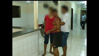 Após briga, adolescente é esfaqueado no bairro Floresta - Jovem foi atingido no pescoço e na testa.