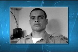 Estão presos na cadeia de Porteirinha suspeitos de matar policial em Riacho dos Machados - Leonardo Santos levou um tiro na cabeça.