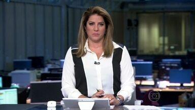 Aécio Neves dá entrevistas para o JN e Globonews - O candidato do PSB não teve compromissos políticos nesta segunda-feira (11).