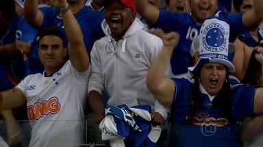 Mesmo sem vencer há dois jogos, Cruzeiro continua na liderança do Campeonato Brasileiro - Time perdeu boa parte da gordurinha que havia acumulado.