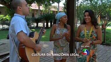 Sesc Amazônia das Artes terá apresentações artísticas em Cuiabá - Sesc Amazônia das Artes terá apresentações artísticas em Cuiabá.
