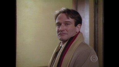 Convidados do Encontro lamentam a morte de Robin Williams - Pedro Cardoso fala da admiração pelo ator e destaca filme preferido