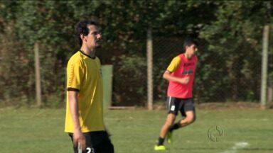 Maringá pode não contar com Gabriel Barcos como reforço para a Série D - Maringá pode não contar com Gabriel Barcos como reforço para a Série D