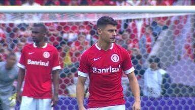 Com seis desfalques, Inter chega em Fortaleza para jogo contra Ceará - Jogo ocorre às 16h no Beira-Rio