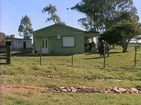 Enterrado corpo do pecuarista morto a tiros em Rio Grande, RS - No total, dez tiros foram disparados pelos assaltantes durante o roubo.