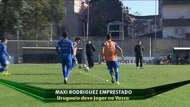 Grêmio deve acertar empréstimo de Máxi Rodriguez ao Vasco - Jogador ficará até o final do ano no clube carioca.
