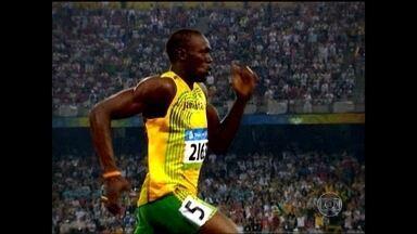 Relembre os passos de Usain Bolt na história do atletismo mundial - Reveja grandes momentos da carreira do homem mais rápido do mundo.