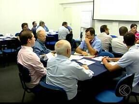 Empresas apresentam propostas para Planta de Amônia em Uberaba - Cerca de 70 empresários interessados em oferecer serviços participaram de encontro nesta quinta-feira (21)