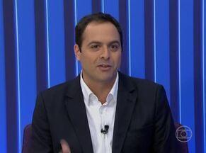Confira entrevista com Paulo Câmara, candidato ao governo de Pernambuco - Câmara esteve nos estúdios do NETV 2ª Edição.