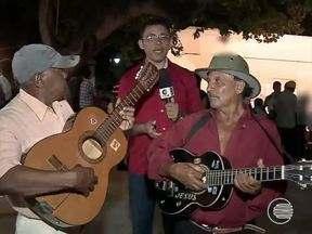 Casa do Cantador em Teresina recebe Festival de Violeiros - Casa do Cantador em Teresina recebe Festival de Violeiros
