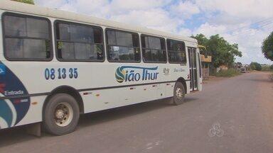 Asslatos a ônibus são uma preocupação constante dos trabalhadores do transporte - OS ASSALTOS A ÔNIBUS SÃO UMA PREOCUPAÇÃO CONSTANTE DOS TRABALHADORES DO TRANSPORTE COLETIVO. SEGUNDO O SETAP, SÃO REGISTRADOS EM MÉDIA QUATRO ROUBOS POR SEMANA.