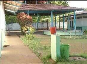 Sem água e infraestrutura, alunos deixam de ir a escola de assentamento em Porto Nacional - Sem água e infraestrutura, alunos deixam de ir a escola de assentamento em Porto Nacional