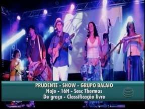 Agenda cultural oferece opções para o final de semana - Confira as atividades culturais previstas para o Oeste Paulista.