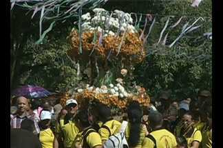 Católicos de comunidade em Mosqueiro homenagearam ontem (23) a Santa peruana Rosa de Lima - Festividade já virou tradição e começou quando a imagem da Santa foi levada para a Vila de Caruaru há mais de 60 anos.